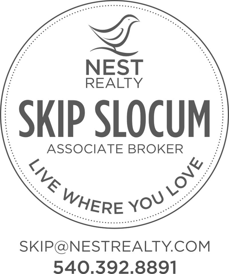 Steppin Out Sponsor Skip Slocum with Nest Realty